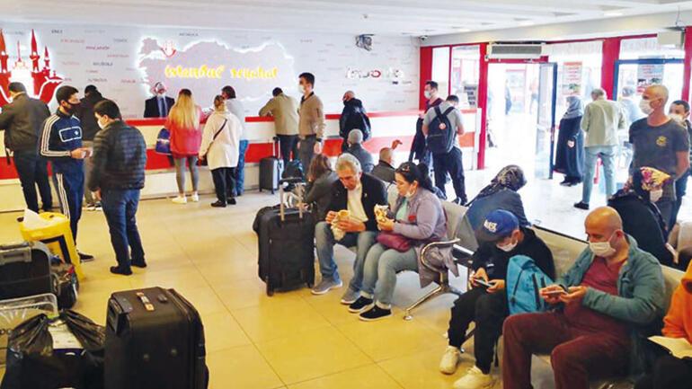 Son dakika haberi: Vatandaş otogara koştu Tavan fiyat aşıldı, bavul için 50 lira